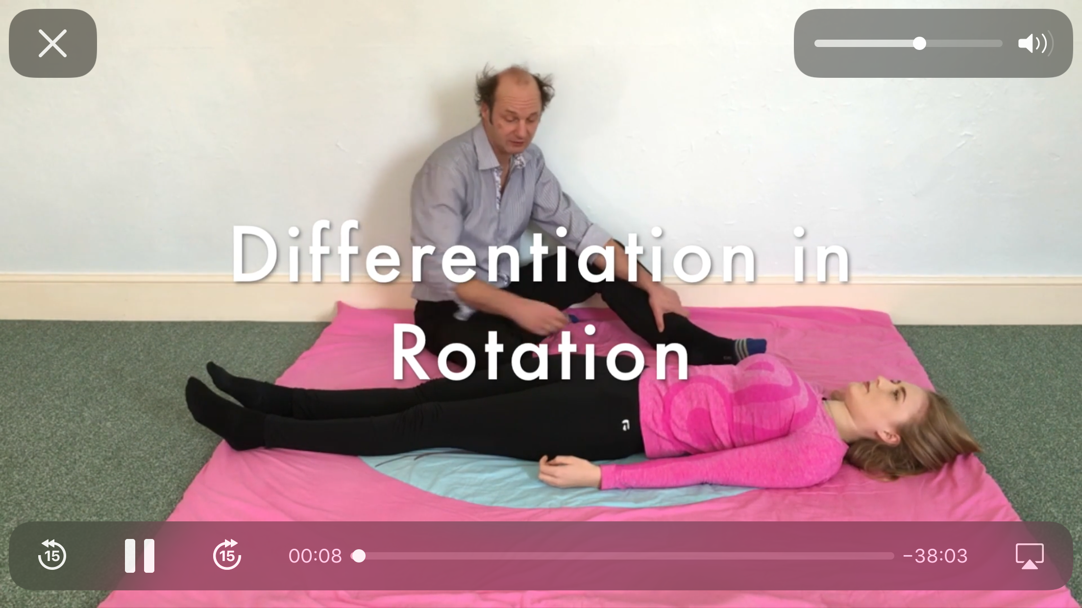 Differential Rotation – 30 mins – ATM