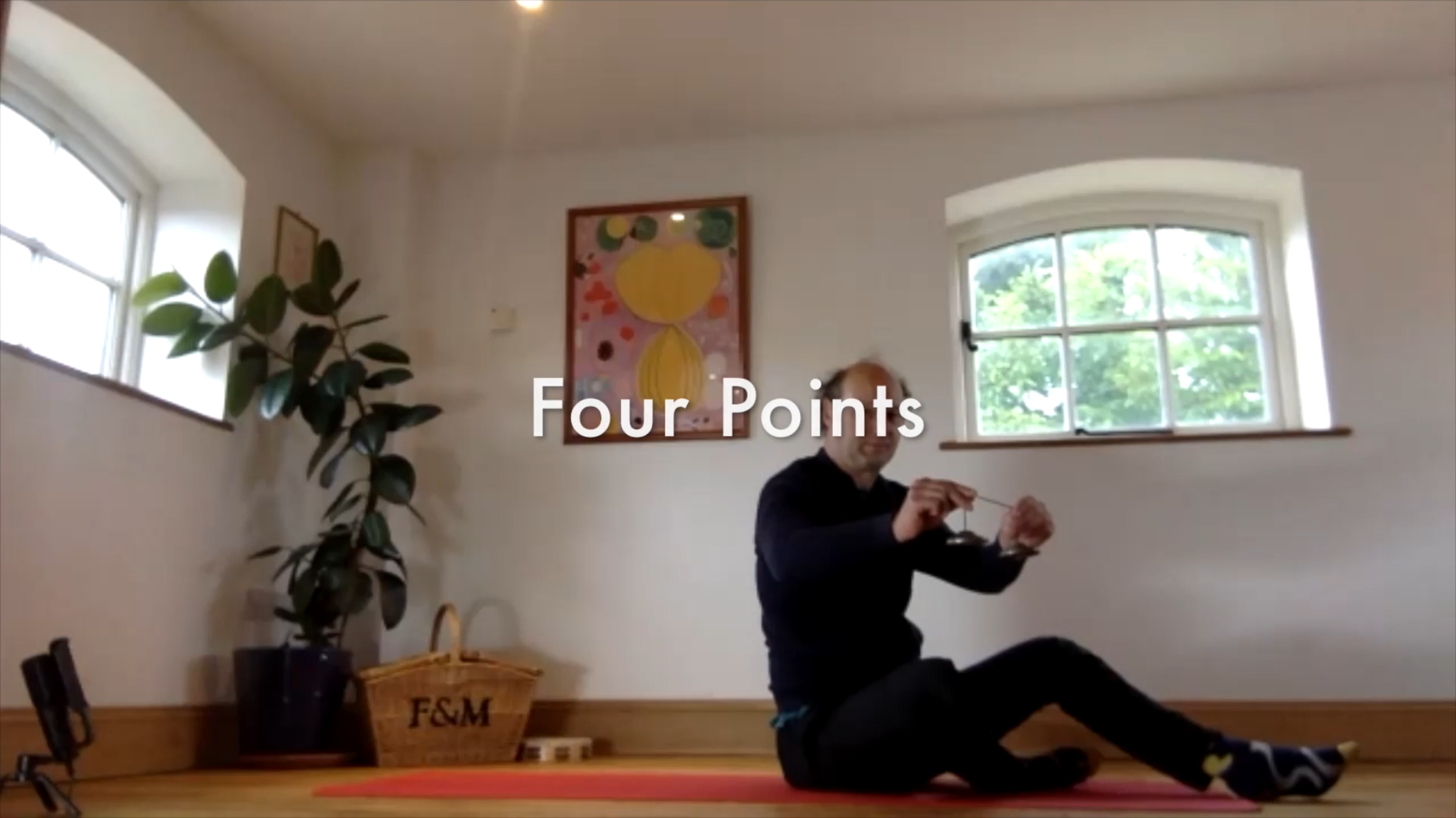 The Four Points – 60 mins – ATM