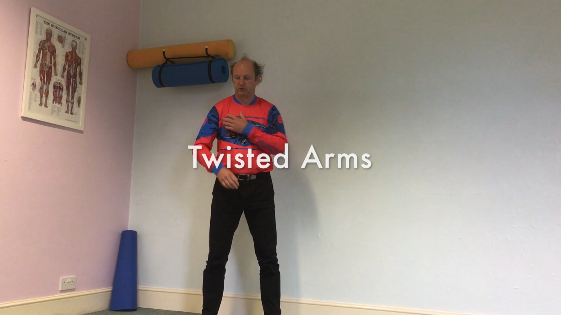 Twisted Arms – 10 mins – ATM