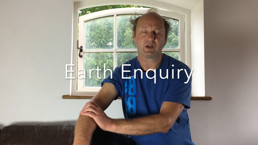 Earth Enquiry - 4mins 18secs