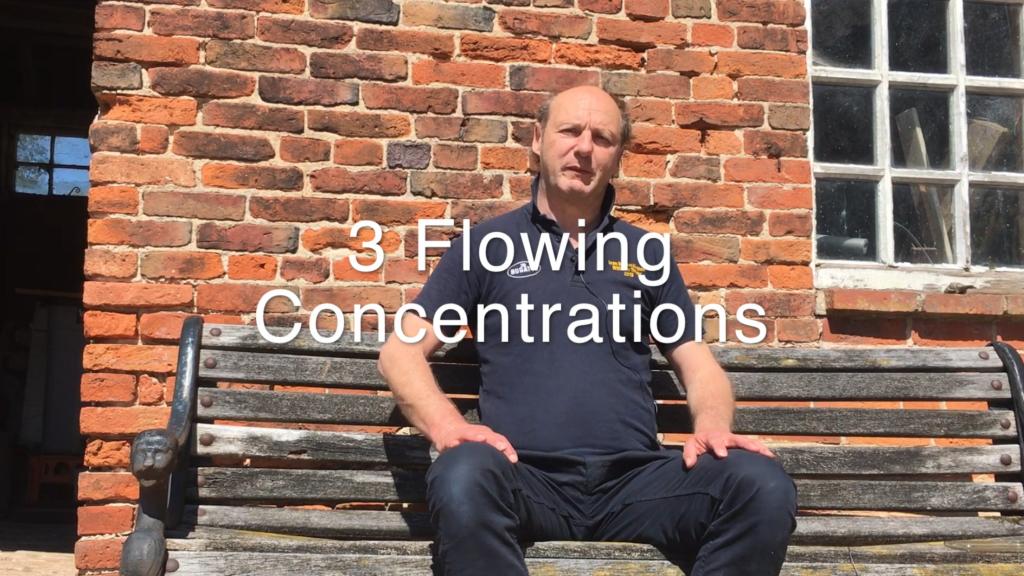 Three Concentration Techniques - 3mins 13secs