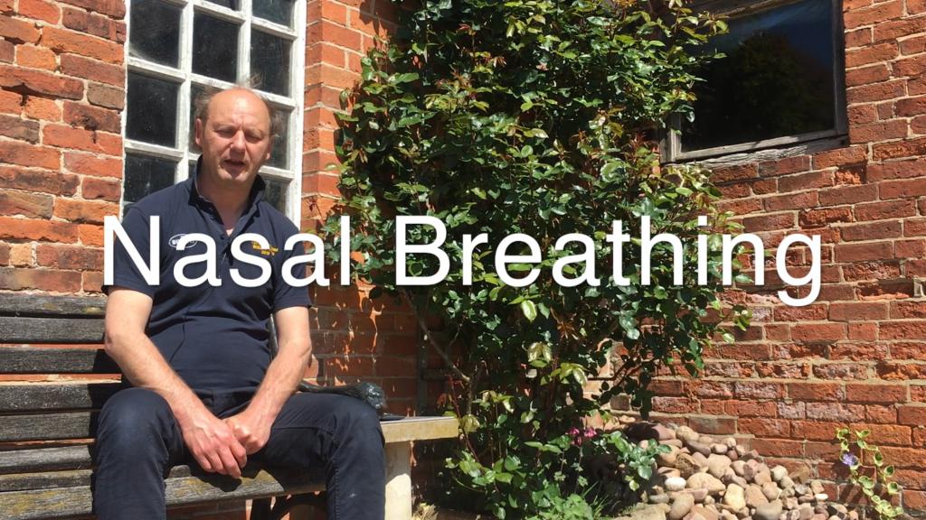 Nasal Breathing - 3mins