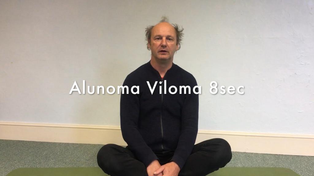 Anuloma Viloma - 4mins 45secs
