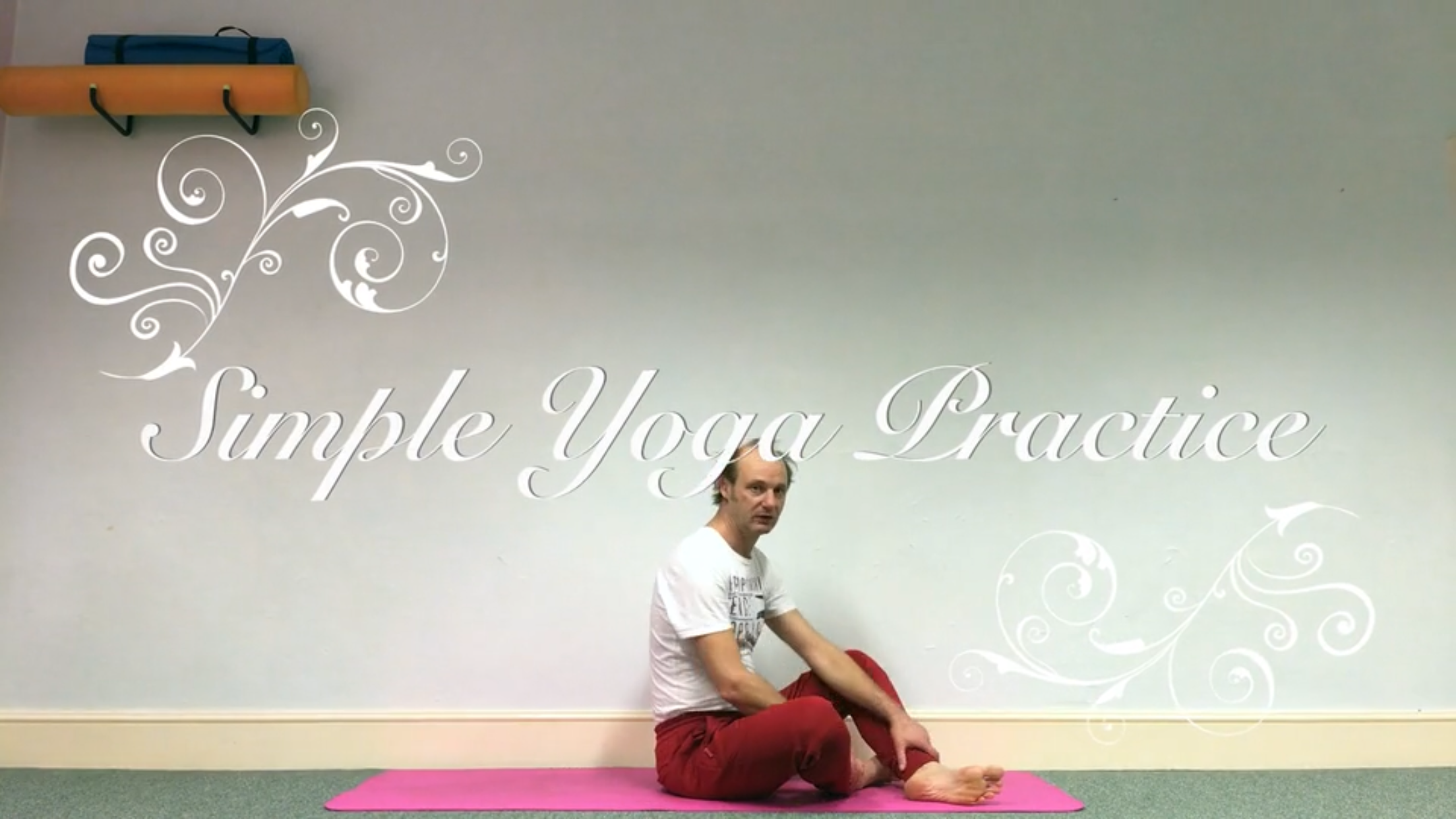 Simple Yoga Session - 30mins
