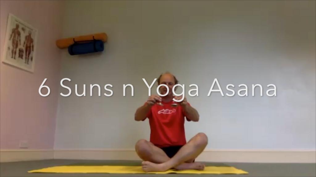 6 Suns Yoga - 1hr 18mins