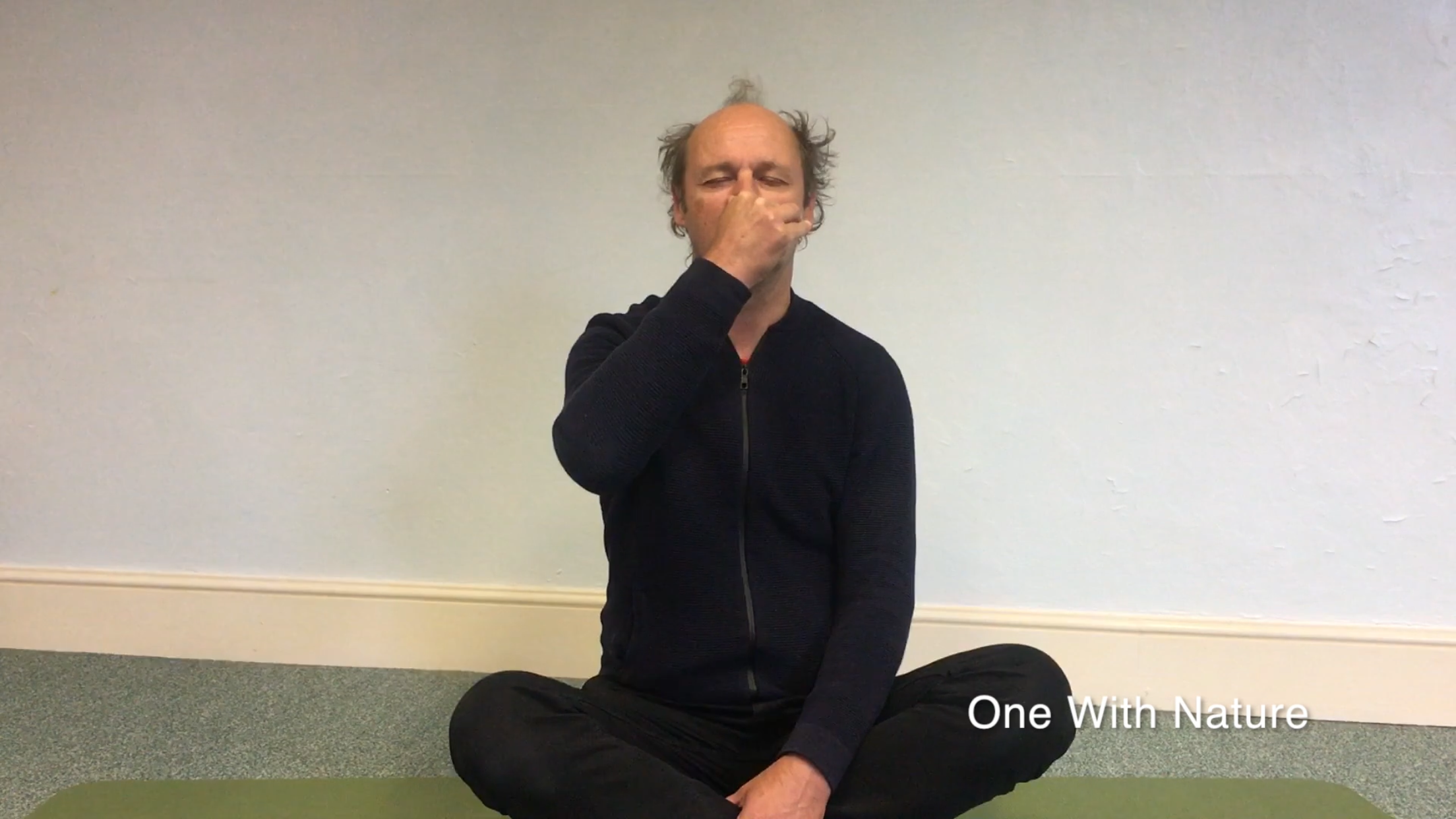 Alternate Nostril Breathing – 4 mins – Breathing Techniques