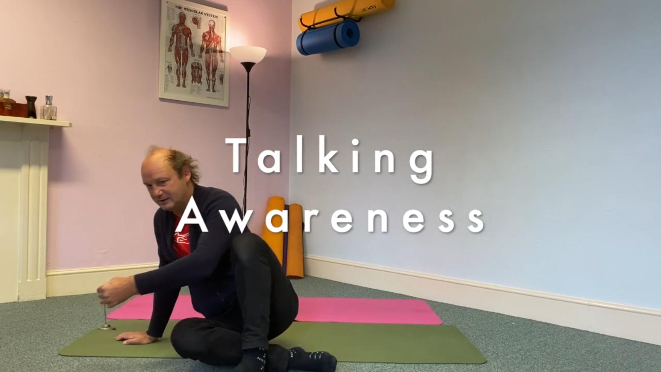 Talking Awareness – 60 mins – Yoga