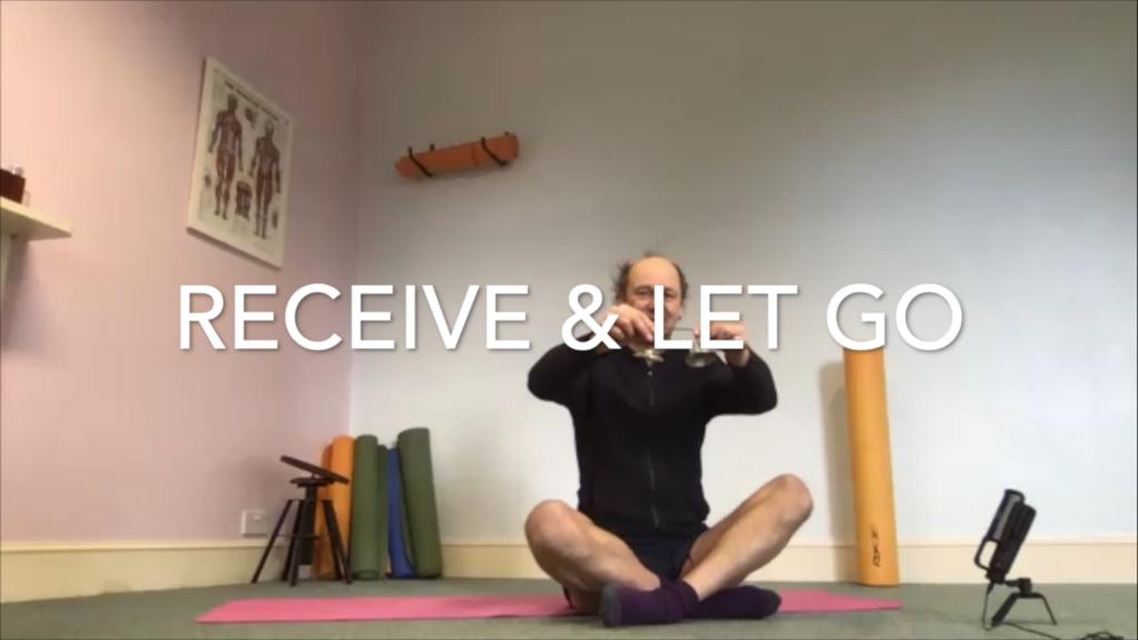 Receive Let Go