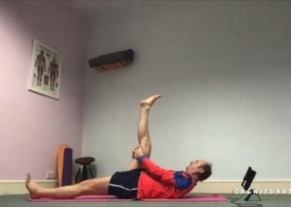 30ish – 30 mins – Yoga