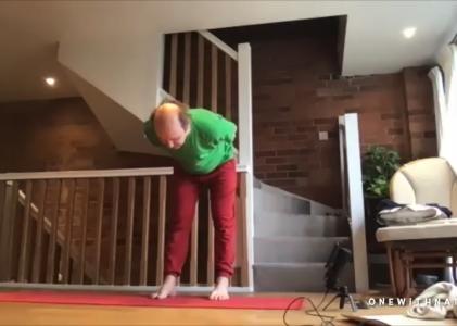 Standing Start – 30 mins – Yoga