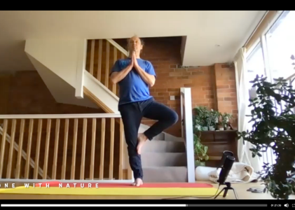 Recovering Energy – 60 mins – Yoga